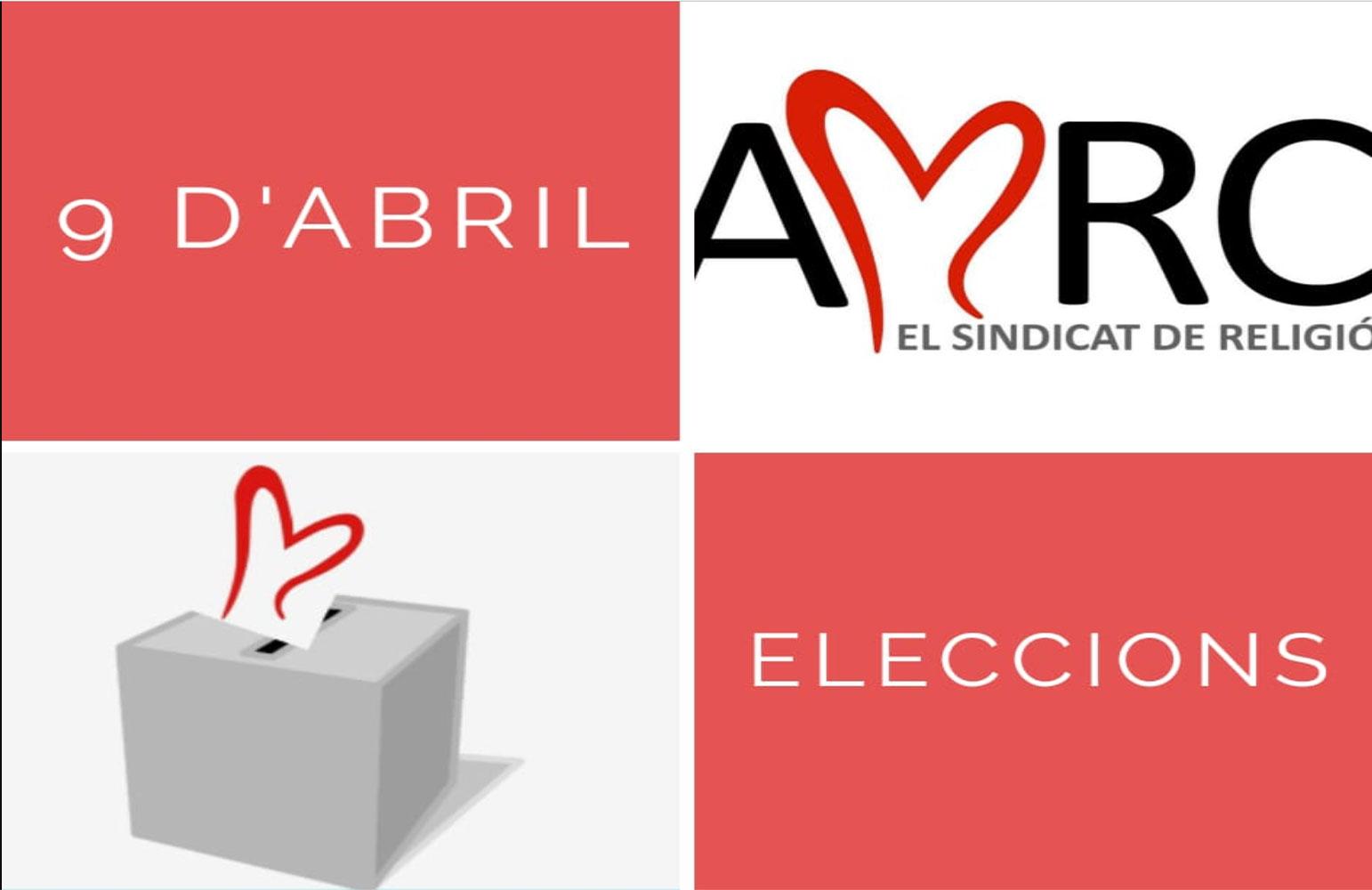 9 d'abril, eleccions